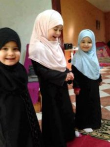 muslim-girls